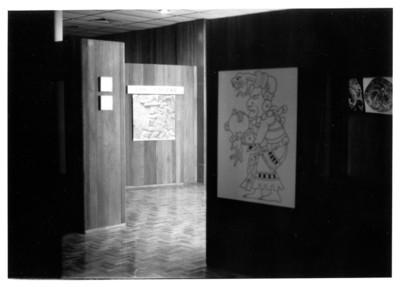 Salas del Museo Carlos Pellicer, vista parcial