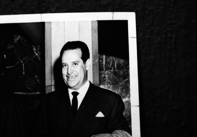 Antonio Ruiz Galindo, Secretario de Economia Nacional, retrato