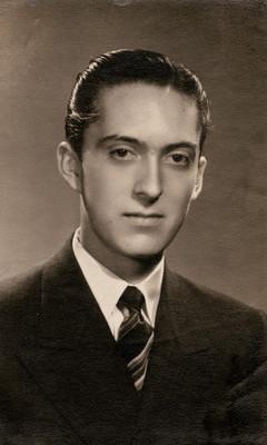 Felipe Lacouture Fornelli, retrato