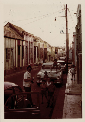 Felipe Lacouture de viaje en Maracaibo, Venezuela