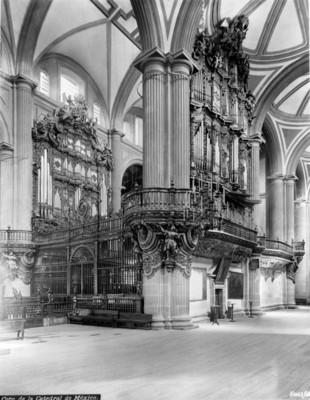 Coro de la Catedral del México