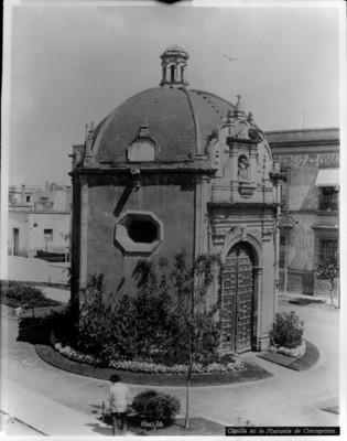 Capilla en la Plazuela de la Concepción