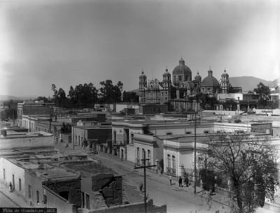 Villa de Guadalupe y la Basílica