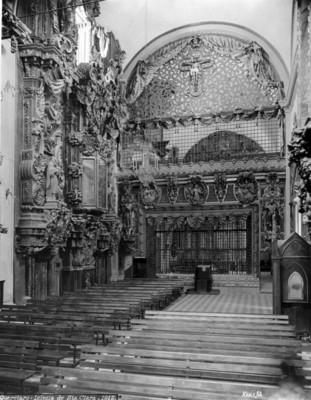 Coro de la Iglesia de Santa Clara