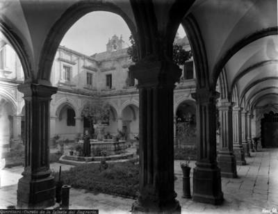 Curato de la iglesia del Sagrario