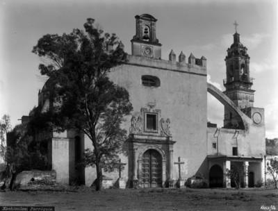 Xochimilco, Parroquia