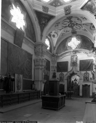 """""""Iglesia de San Francisco"""", sacristía"""