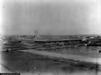 """""""Puerto de Veracruz"""", embarcadero"""