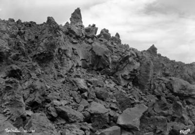 """Rocas volcánicas de """"El Paricutín"""""""