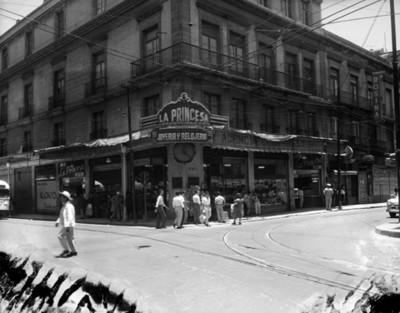 """Joyería """"La Princesa"""" , fachada"""