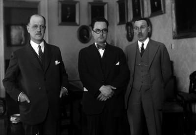 Pedro Romero de Terreros y otros personajes