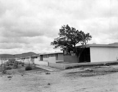Unidad habitacional, vista general