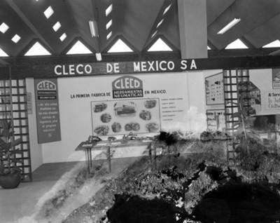 """Exhibición de herramientas neumáticas """"Cleco"""" en planta Nissan Mexicana"""