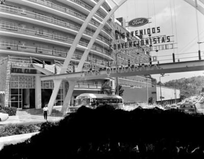 """Hotel CLub de Pesca"" exterior, fachada"