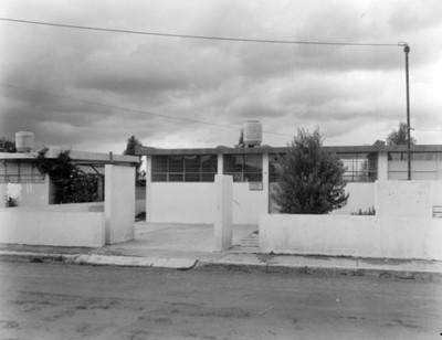 """Arquitectura civil de la """" oficina del estudio Social"""""""