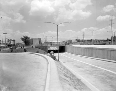Viaducto, vista parcial
