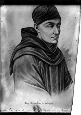 Fray Bernardino de Sahagún, reprografía