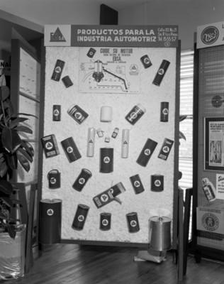 Filtros EB S.A., exposiciones