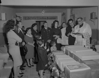 """Inauguración del consultorio del doctor """"Adolfo Sánchez Aceves"""""""