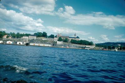 Puerto de Oslo, panorámica