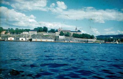 Embarcadero, vista parcial, paisaje