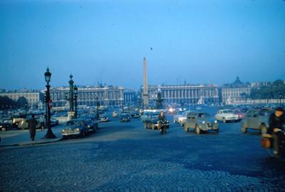 Plaza de la Concordia, vista general