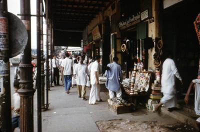 Vida cotidiana en Calcuta