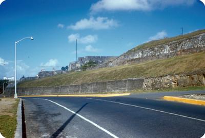 Carretera, vista parcial