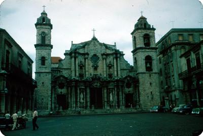 Catedral de La Habana, fachada