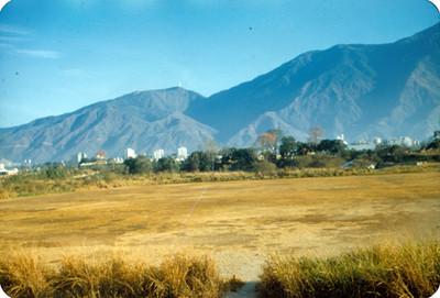 Caracas, panorámica, vista parcial