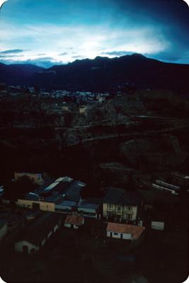 La Paz, panorámica