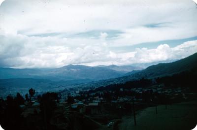 Panoramica de la ciudad de