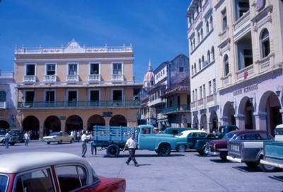 Centro historico y vida cotidiana de