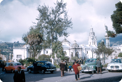 Plaza principal de