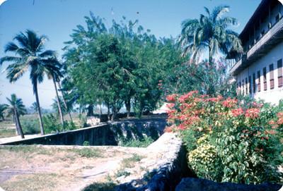 Jardin en las afueras de Cartagena