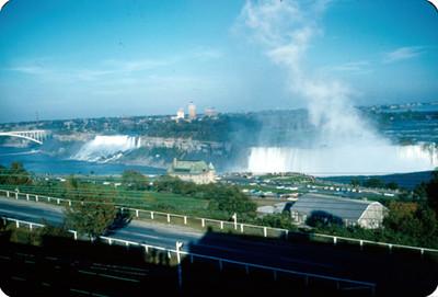 Cataratas del Niagara y alrededores, paisaje