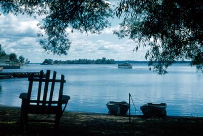 Embarcadero, vista parcial