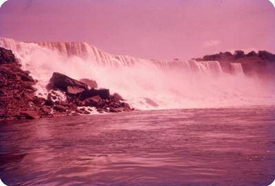 Cataratas del Niagara, paisaje