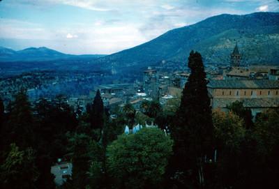Panoramica de Tivoli