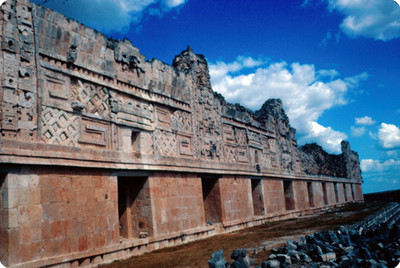 Edificio Norte del Cuadrangulo de las Monjas, exterior, vista general