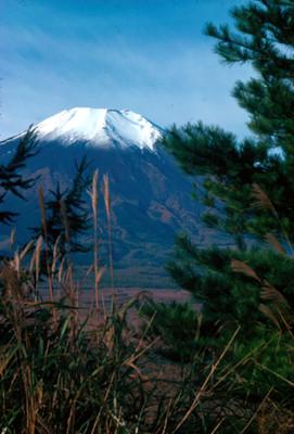 Vista parcial del Nevado de Toluca