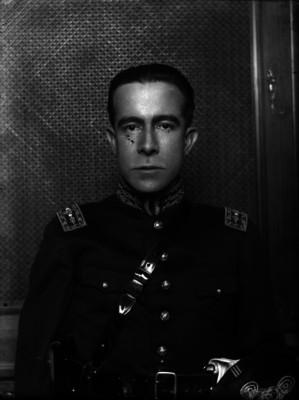 Francisco Serrano, Secretario de Guerra y Marina, retrato