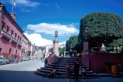 Plaza pública y vida cotidiana