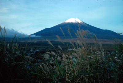 Volcan Pico de Orizaba, vista panorámica