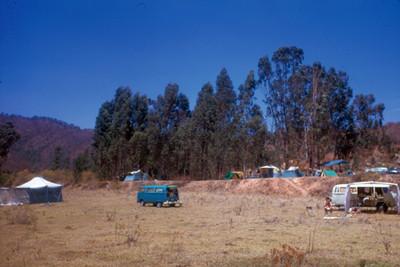 Campamentos en