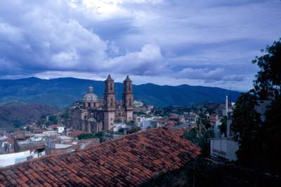 Taxco, panorama