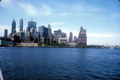 New York, panorámica