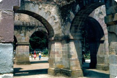 Vista de conjunto de arcos
