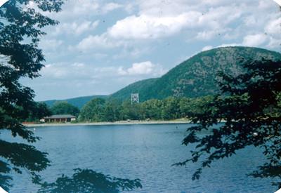 Vista de Lago, panorámica
