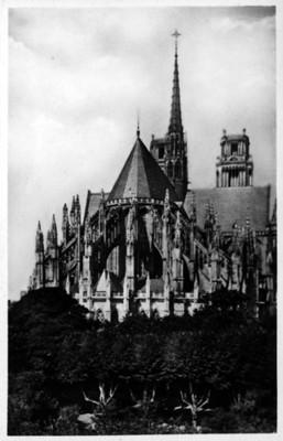 Abside de la Catedral,